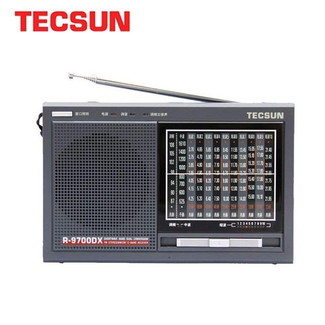Радиоприемник TECSUN R-9700DX, FM/SW/MW 1