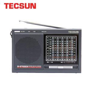 Image 1 - TECSUN R 9700DX Fm Radio Original Guarantee SW/MW High Sensitivity World Band Radio Receiver With Speaker Portable Radio