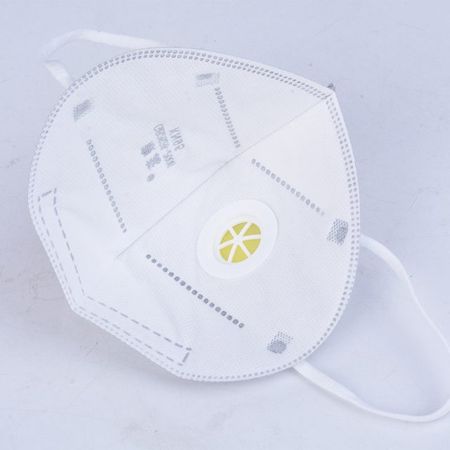 100pcs KN95 5 Layers Mask Antivirus Flu Anti Infection N95 Masks Particle Respirator PM 2.5 Protective Safety Same as KF94 FFP3 1