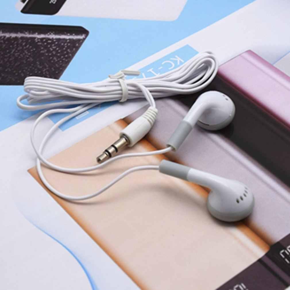 موضة 3.5 مللي متر في الأذن نوع الهاتف المحمول سوبر ستيريو باس سماعة معدنية مع ميكروفون لسامسونج أندرويد