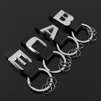 For Mercedes Benz W203 W211 W204 W124 W210 W212 W205 W202 W176 W168 W169 W245 W246 W242 AMG E C A B Class Car Keychain Key Rings image
