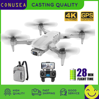 CONUSEA L900 GPS Drone 4K With Camera Anti Shake Foldable Helicopter RC Quadcopter Dron Brushless Motor Professional drones