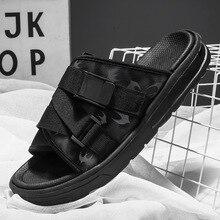 Vietnamese Slippers Men's Fashion Trend Personality Non-slip Sandals Men 2021 New Summer Outdoor Wear Men's Beach Shoes