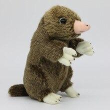 Candice guo! Милая плюшевая игрушка, милое животное, имитация муравья, мышь, антенер, Крот, мягкая кукла, подарок для детей на день рождения и Рожде...