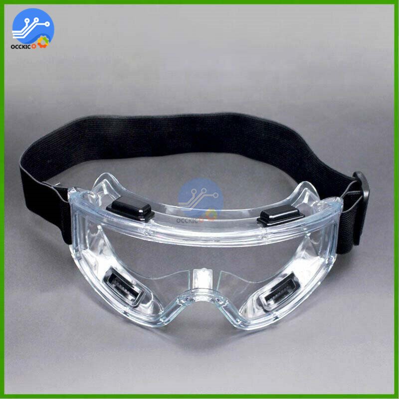 Safety Glasses Anti-fog Anti-Splash Eye Protector Wind-proof Fully Sealed Safety Goggles Personal Protective Equipment