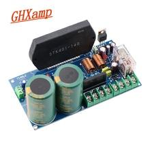 GHXAMP STK401 140 Dicken Film Musik Power Verstärker Board High Power 120W + 120W mit UPC1237 lautsprecher schutz