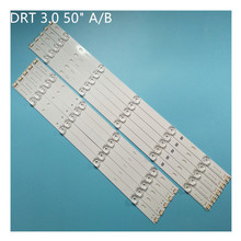 (חדש מקורי) 10 יח\סט LED רצועת עבור LG 50LB650V 50LF6000 INNOTEK DRT 3.0 50 אינץ B 6916L 1982A 1983A 6916L 1781A 1782A