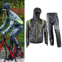 Waterproof Bicycle Cycling Jacket Rain Coat for Men Women Road MTB Mountain Bike Windproof Portable Raincoat Rainwear