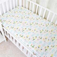 Baby Crib Mattress Cover Bed Sheet Protection Mattress Sheet