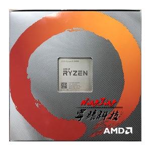 Image 3 - AMD Ryzen 5 3400G R5 3400G 3.7 GHz Quad Core Eight Thread 65W CPU Processor L3=4M YD3400C5M4MFH Socket AM4 New and have fan