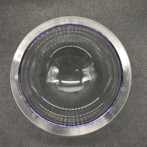 Image 2 - OwlCat Acrylic Dome 7inch Clear Thick Hemisphere Plastic Domes and Spheres 180mm x 93.4mm