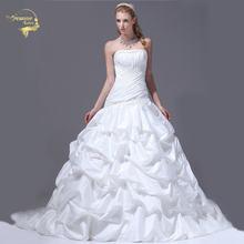 Жанна love 2020 Новые свадебные платья для девочек; robe de
