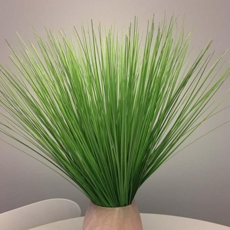Высота голенища 64 см искусственные листья организации газон инженерно-украшение из искусственных цветов для домашние декоративные растен...