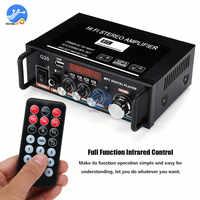 220V 600W Hause Verstärker HiFi Subwoofer Heimkino Sound System Audio Auto Verstärker FM TF AUX MP3 Player fernbedienung