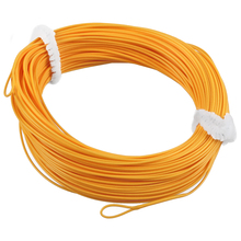 1 x Fly Fishing 100ft floating FLY LINES for rod & reel welded loops