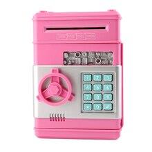 Eworld копилка мини Банкомат Сейф электронный пароль Жевательная монета денежный депозит машина подарок для детей