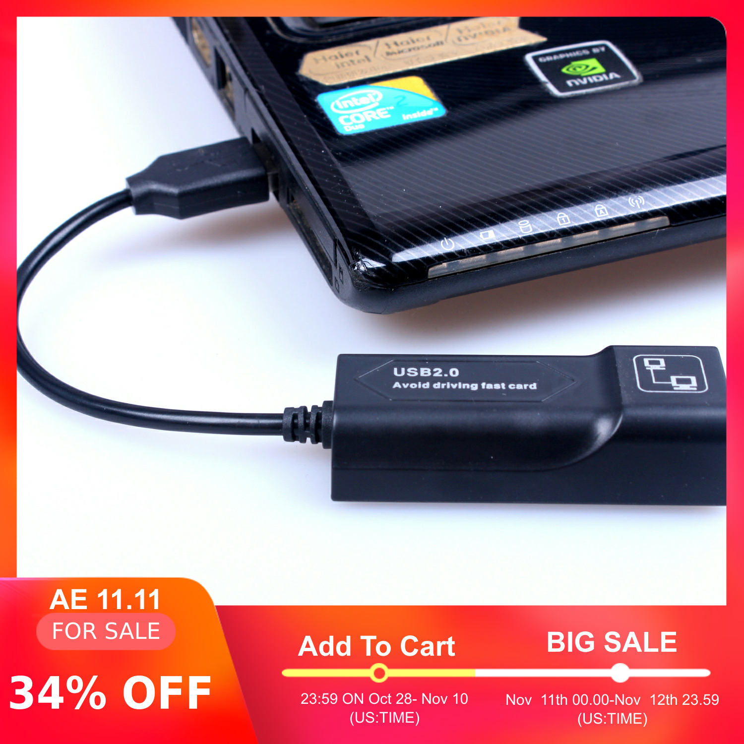 External Network Card Adapter USB To RJ45 10/100 Mbps Ethernet LAN Converter For PC Andriod Win7 Win8 Tablet PC Laptop