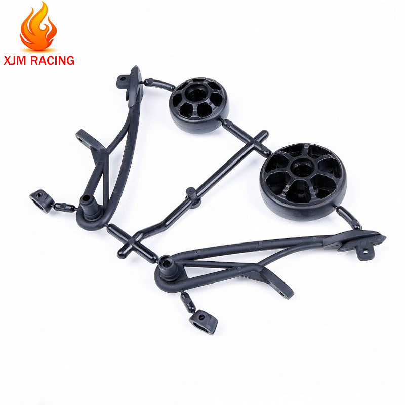 Rear Tail <font><b>Pulley</b></font> Kit for 1/8 HPI Racing Savage XL FLUX Rovan TORLAND MONSTER BRUSHLESS Truck Rc <font><b>Car</b></font> Parts image