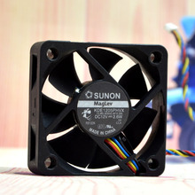 Cytom for Taiwan Jianjun SUNON 5CM5015 12v1.9W4 pin PWM Large air Volume Cooling Fan KDE1205PHVX