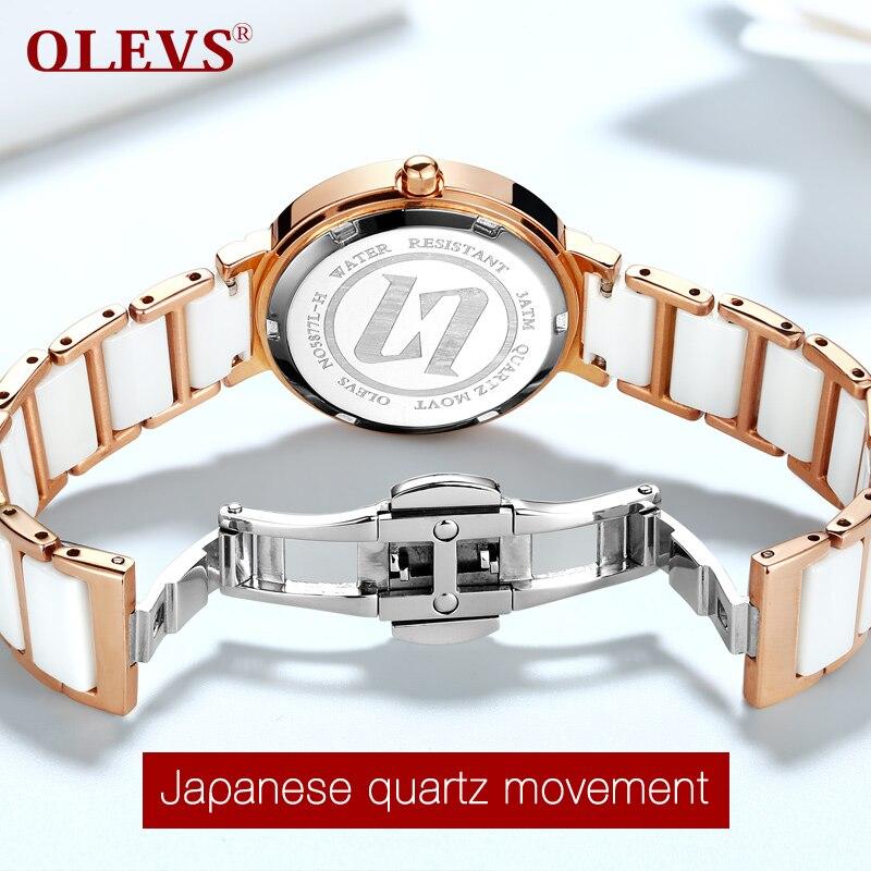 SEKARO 1605 швейцарские часы женские люксовый бренд из натуральной кожи ремешок минималистичный Модный повседневный бизнес платье кварцевые ча... - 4