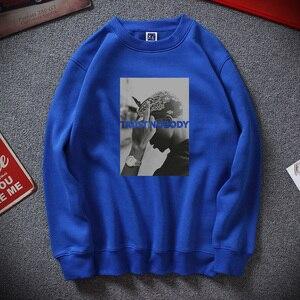 Image 5 - Sudadera Moletom Tupac 2 Pac Shakur Trust Nobody Unisex, divertida, de algodón, Polar, novedad de invierno