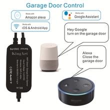 Garage Switch Smart WiFi Mobile Phone Remote Control Smart Switch Dual control switch Touch/Voice control