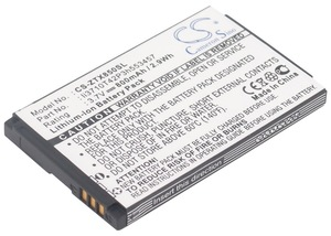 CameronSino for 3 SKYPE S2x DELL XCD28 for VODAFONE 255 VF255 ZTE A37 C170 C172 C190 C360 C361 C362 C3621 C366 C369 battery