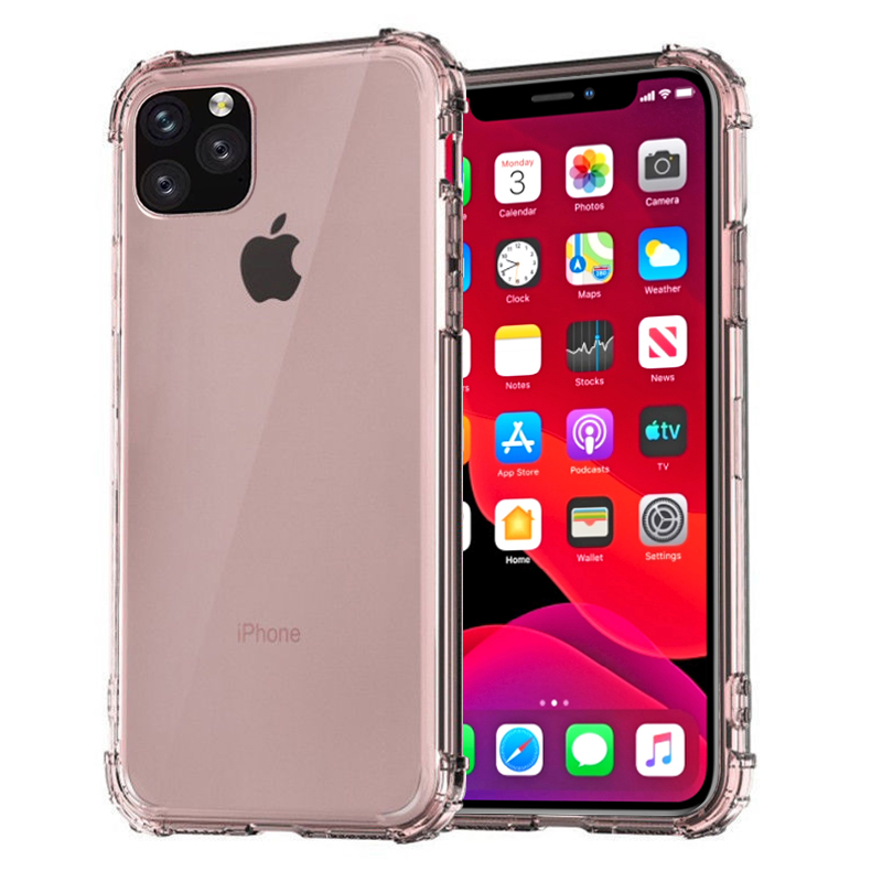 Heavy Duty Clear Case for iPhone 11/11 Pro/11 Pro Max 62