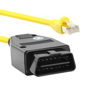 Image 4 - ESYS ENET USB كابل PSdZData V50.3 ل BMW F السلسله ESYS1 3 5 6 7 X3 التحديث الخفية البيانات E SYS ICOM الترميز ECU مبرمج ماسحة