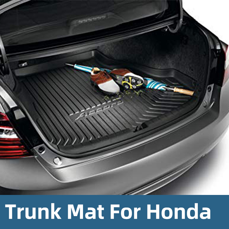 Cargo Trunk Liner Floor Mat Rear Tray For Honda CRV URV CIVIC 10th JADE REAR TRUNK TRAY COVER