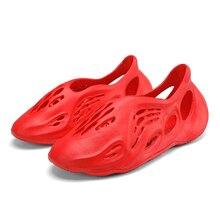 Men Sandals 2020 New Hole Shoes Male crocse Clogs Sandalias zapatos de hombre Shoes Sandles Adult Wo