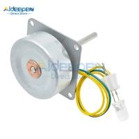 Mini Micro Three Phase AC Wind Turbines Brushless Motor Hand Cranked Generator 3-24V 0.1A-1A 0.5-12W 1