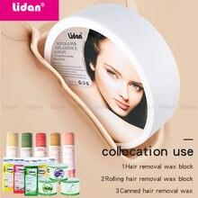 10 м/рулон нетканого материала для удаления волос рулоны бумаги