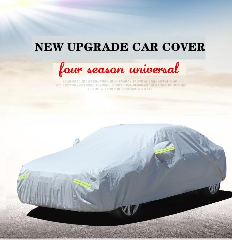 HONDA JAZZ Full Car Cover Waterproof Summer Winter