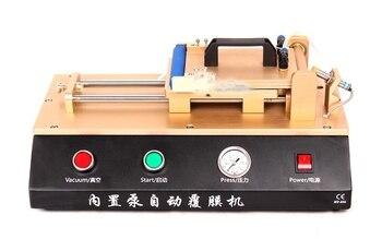 цена на Built-in Vacuum Pump Automatic OCA Film Laminating Machine Universal Laminating Machine for Mobile Phone LCD Repair