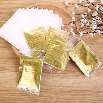 100 sztuk złota Premium Kinoki plastry detoksykujące do stóp organiczne rośliny ziołowe oczyszczające plastry pielęgnacja stóp akcesoria (100 sztuk plastry + 100 sztuk kleje tanie i dobre opinie OLOEY COMBO Opatrunek do stóp CN (pochodzenie) 100pcs 100cps stopy CHINA GZTJZ