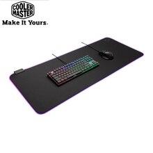 Кулер Мастер Игровой RGB Коврик для компьютерной мыши коврик для мыши большой коврик для мыши геймер RGB XL большой коврик для мыши Настольный ПК коврик для мыши