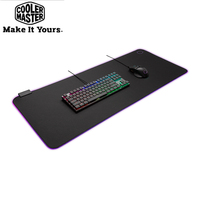 Cooler Master Gaming RGB Mouse Pad Computer Mousepad Large Mouse Pad Gamer RGB XL Big Mouse Carpet Desktop PC Mause Mat
