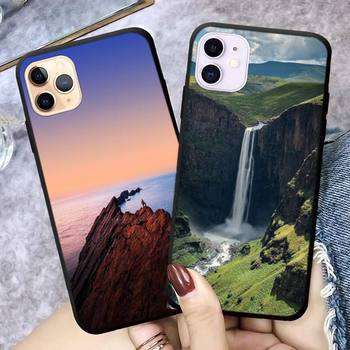Canyon View case coque fundas for iphone 11 PRO MAX X XS XR 4S 5S 6S 7 8 PLUS SE 2020 cases cover image