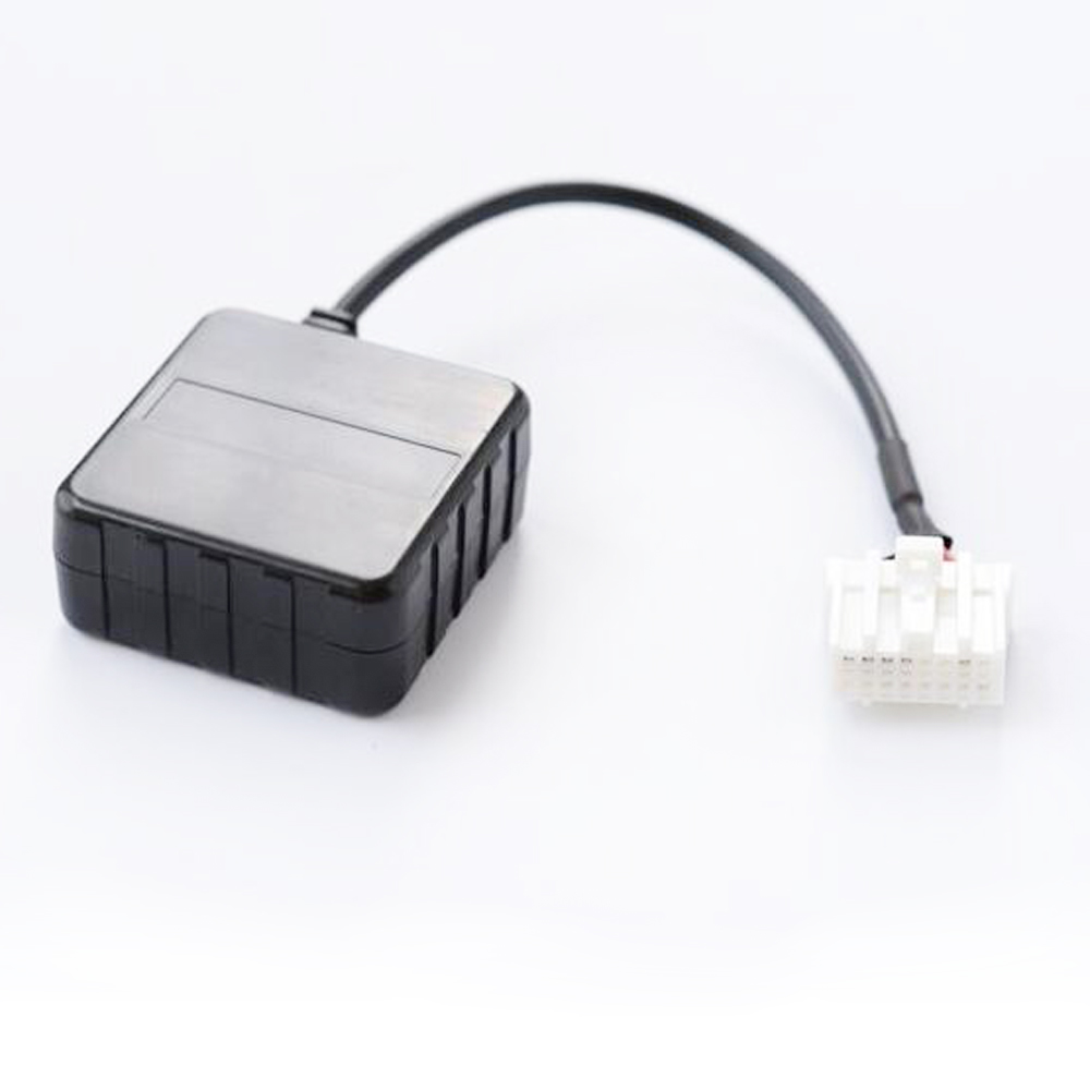 Biurlink Car Radio <font><b>Bluetooth</b></font> 5.0 HIFI Audio AUX Adapter MINI ISO Plug For <font><b>Mazda</b></font> <font><b>6</b></font> M6 M3 RX-8 MX-5 image