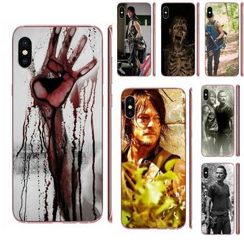 Darly Dixon The Walking Dead Zombies For Galaxy Note 10 A10E A10S A20S A30S A40S A50S A6S A70S A730 A8S M10S M30S Lite Plus image