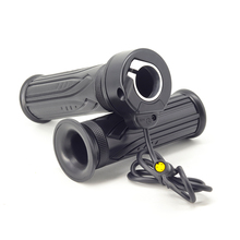 Onature Elektrische Fahrrad Gas für Bafang BBS01 BBS02 BBSHD Ebike Volle Twist Drossel 3 Pin Wasserdichten Stecker für E Bike