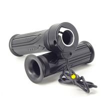 Onature elektrikli bisiklet gaz Bafang BBS01 BBS02 BBSHD Ebike tam büküm gaz 3 pin su geçirmez konektör E bisiklet için
