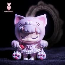 Blind-Box Toys Figures Guess-Bag Twilight Anime Cute Ciega Model Caja Birthday-Gift PUPU