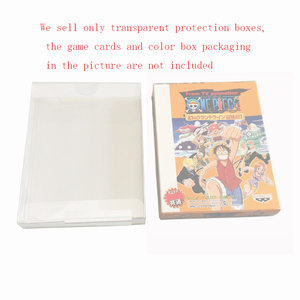 Image 2 - 10pcs Transparent Case Clear Box For Game Boy For GB GBC Game Card Cartridge Plastic PET Storage Protector Collection JP Version
