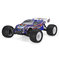 VRX RH801 1/8 Scale 4WD Nitro RTR Buggy Truck High Speed 2.4GHz RC Car(With Force.28 Methanol Engine) R0021 Blue