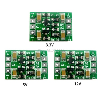 3.3V/5V/12V Voltage Reference Module With High Precision For OPA ADC DAC LM324 AD0809 DAC0832 ARM STM32 MCU Dropship image