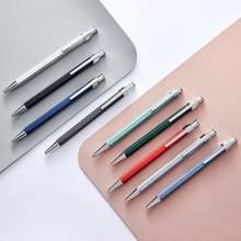 Ручка шариковая Шестигранная металлическая для мужчин и женщин