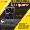 Кабель питания Ibootpower 4A-320mA для iPhone  Android  TYPE-C  цифровой амперметр