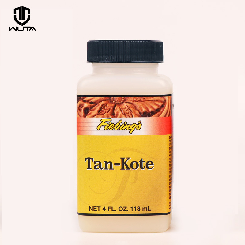 118ml American Import Tan-Kote Leather Dye Resin Coating DIY Coloring Leather Finish Agent